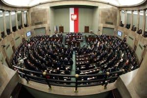 Органи законодавчої влади Польщі. Сейм і Сенат - польський парламент