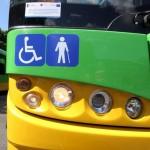 Позначки транспорту для інвалідів у Польщі