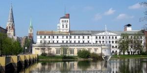 Біла фабрика Людвіга Геєра