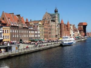 Гданськ для туристів