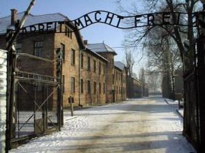 Освенцім - arbeit macht frei