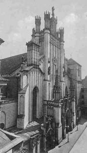 Кафедральний собор Святого Яна у 1939 році