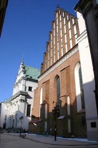 Фасад Собору Святого Яна