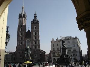 Марійський костел у Кракові
