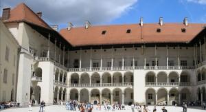 Вавельський замок - Галереї доби Відродження
