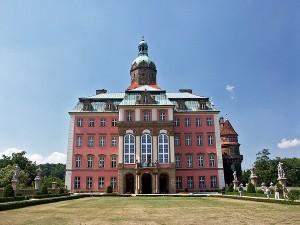 Замок Ксенж (Zamek Książ)