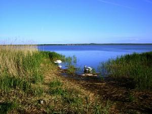 Озеро Лебсько у Словінському національному парку