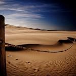 Стежка через дюни Словінського Національного парку