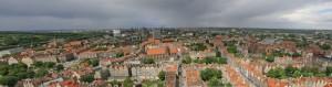 Гданськ - Панорама