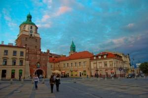 Краківська брама - Люблін