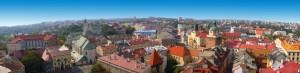 Люблін - Панорама міста