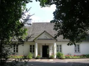Будинок, в якому жила сім'я Шопенів