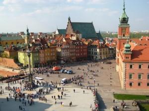 Історичний центр міста Варшава