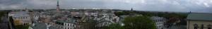 Панорама міста Замосць