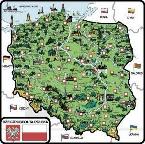 Адміністративний поділ Польщі