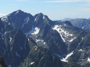 Гора Риси. Татри