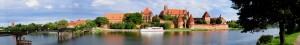 Замок Мальборк - Панорама