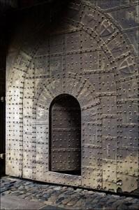 Замок у Мальборку - Ворота