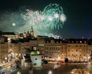 Новий рік в Польщі