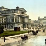 Великий Театр у 1900 році