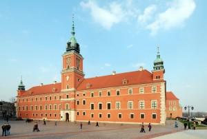 Королівський замок у Варшаві