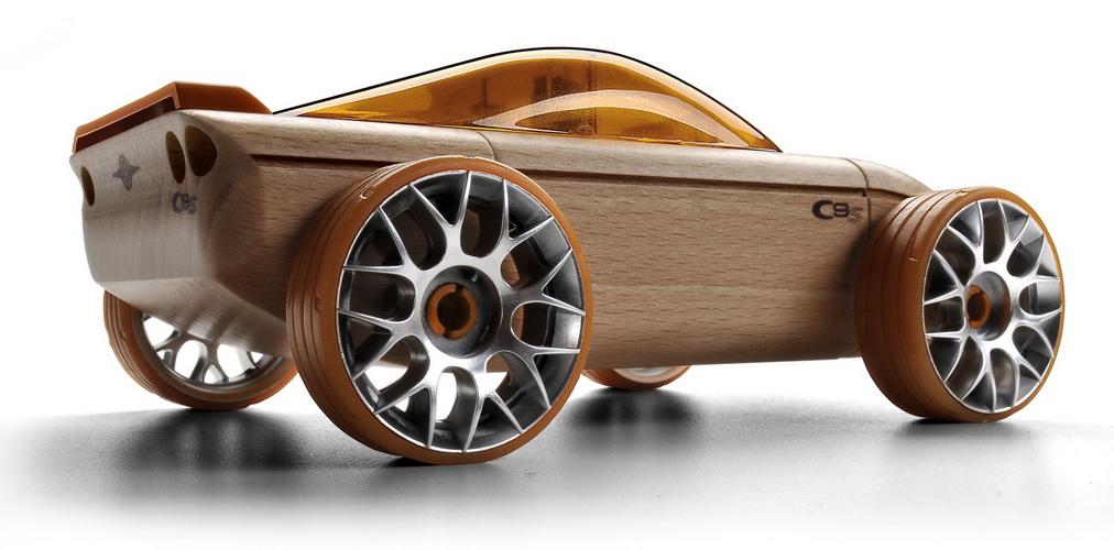 Чому популярні дерев'яних іграшок для дітей?