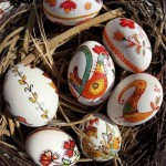 Великодні яйця - сувеніри з Польщі