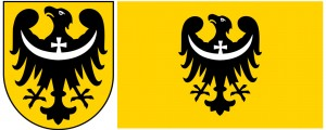 Герб і прапор Нижньосілезького воєводства