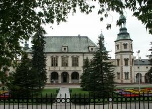Палац єпископів у Кельце