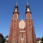 Кафедральний Собор Святого Хреста. Ополе