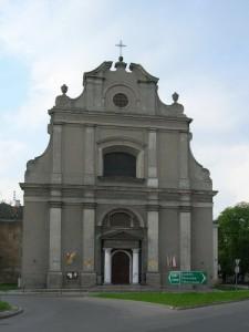 Церква святої Трійці. Радом