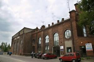 Музей сучасного мистецтва Elektrownia. Радом