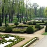 Парк біля палацу Любомирських. Білосток