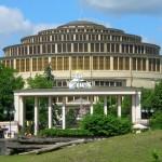 Зала Століття в місті Вроцлав