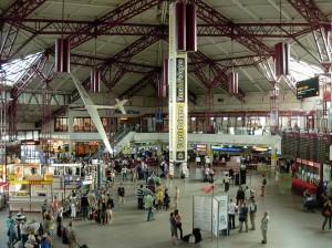 Аеропорт Шопена у Варшаві. Термінал 1
