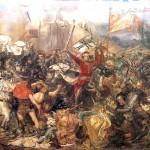Грюнвальдська битва - Картина Ян Матейко