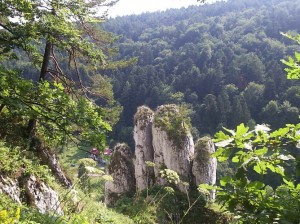 Бяла Река. Ойцовський національний парк