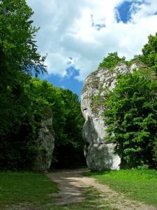 Брама Краковська. Ойцовський національний парк