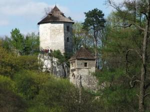 Ойцовський замок. Ойцовський національний парк