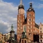 Маріацький костел у Кракові
