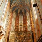 Вівтар Віта Ствоша. Маріацький костел