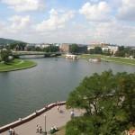 Вісла у Кракові