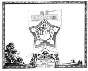 Замок Крижтопор - План