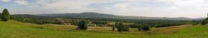 Свентокшиські гори - Панорама