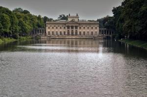 Палац на воді. Королівські Лазенки