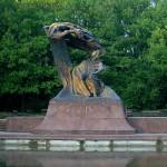 Пам'ятник Шопену. Королівські Лазенки