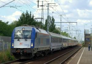 PKP Intercity. Залізниця Польщі