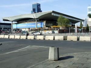Залізничний вокзал Варшава Центральна