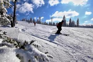 Гірськолижний курорт Шклярська Поремба
