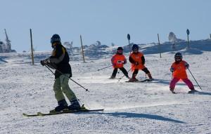 Гірськолижний курорт Шклярська Поремба для дітей